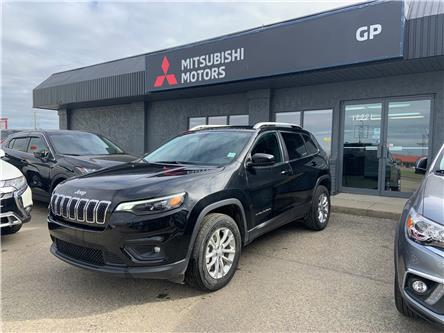 2019 Jeep Cherokee North (Stk: P1099) in Grande Prairie - Image 1 of 21
