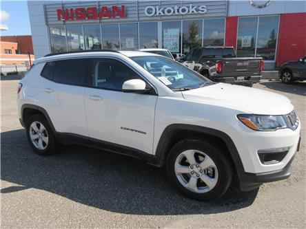 2018 Jeep Compass North (Stk: 9635) in Okotoks - Image 1 of 26