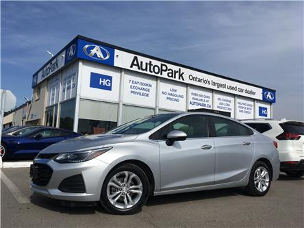 2019 Chevrolet Cruze LT (Stk: 19-05222) in Brampton - Image 1 of 24