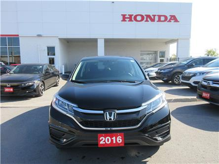 2016 Honda CR-V LX (Stk: 27612A) in Ottawa - Image 2 of 12