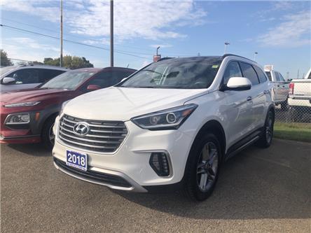 2018 Hyundai Santa Fe XL Limited (Stk: 98411) in Smiths Falls - Image 1 of 3