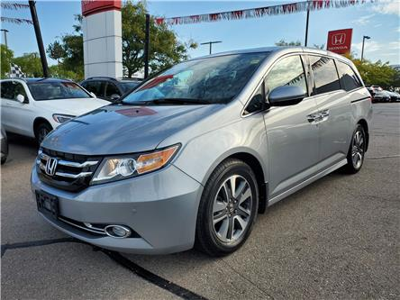 2016 Honda Odyssey Touring (Stk: 327045A) in Mississauga - Image 1 of 25