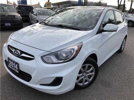 2014 Hyundai Accent GL (Stk: OP10395) in Mississauga - Image 1 of 20