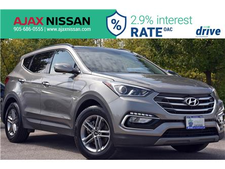 2018 Hyundai Santa Fe Sport 2.4 Luxury (Stk: P4251R) in Ajax - Image 1 of 37