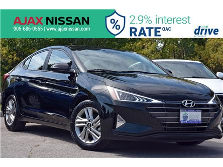 2019 Hyundai Elantra Ultimate (Stk: P4247R) in Ajax - Image 1 of 33