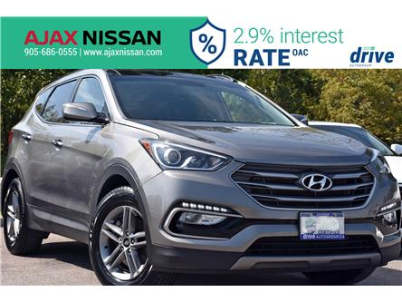 2018 Hyundai Santa Fe Sport 2.4 Luxury (Stk: P4248R) in Ajax - Image 1 of 38