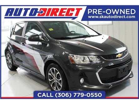 2017 Chevrolet Sonic LT Auto (Stk: IC112637A) in Regina - Image 1 of 19