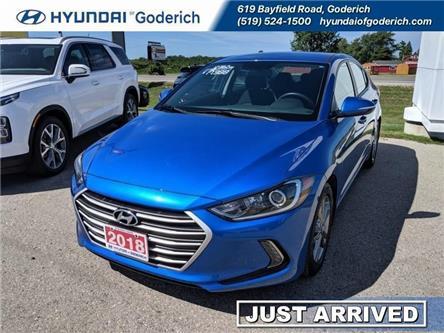 2018 Hyundai Elantra GL (Stk: 90069A) in Goderich - Image 1 of 13