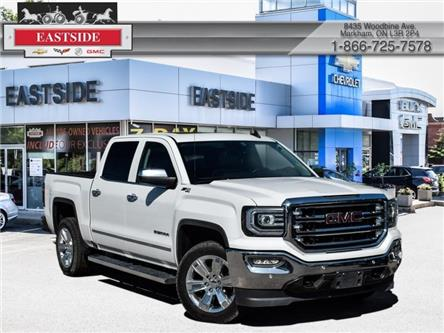 2016 GMC Sierra 1500 SLT (Stk: 137295B) in Markham - Image 1 of 28
