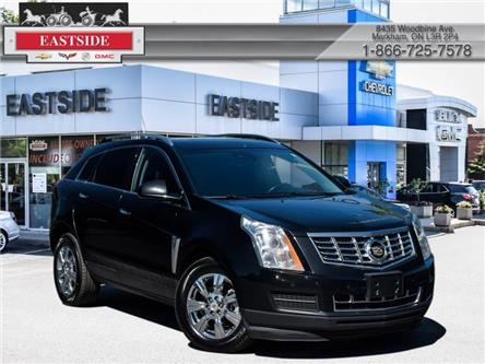 2016 Cadillac SRX Luxury Collection (Stk: 553016B) in Markham - Image 1 of 27