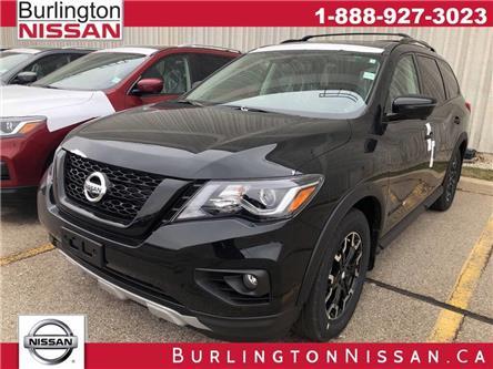 2019 Nissan Pathfinder SL Premium (Stk: Y4041) in Burlington - Image 1 of 5