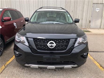 2019 Nissan Pathfinder SL Premium (Stk: Y4041) in Burlington - Image 2 of 5