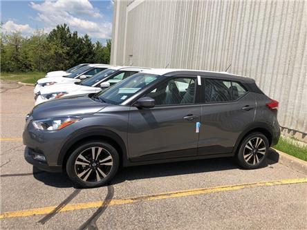 2019 Nissan Kicks SV (Stk: Y1170) in Burlington - Image 2 of 5