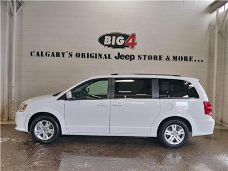 2018 Dodge Grand Caravan Crew (Stk: B11907A) in Calgary - Image 2 of 15
