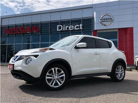 2017 Nissan Juke SV FWD | CERTIFIED PRE-OWNED | CLEAN (Stk: N4031B) in Mississauga - Image 1 of 21