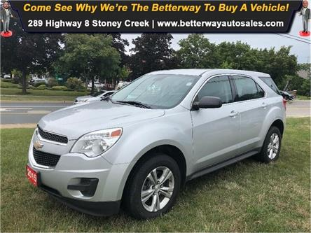2015 Chevrolet Equinox LS | bluetooth| Loaded| AWD (Stk: 5499) in Stoney Creek - Image 1 of 20