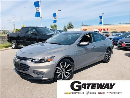 2018 Chevrolet Malibu LT|TRUE NORTH|NAV|ROOF|HTD LEATHER|CLEAN| (Stk: PA18728) in BRAMPTON - Image 1 of 21
