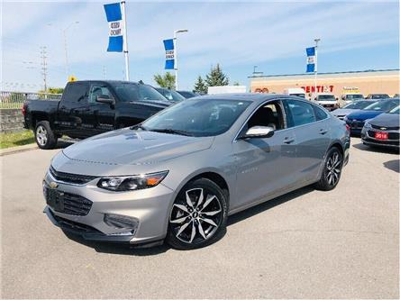 2018 Chevrolet Malibu LT|TRUE NORTH|NAV|ROOF|HTD LEATHER|CLEAN| (Stk: PA18728) in BRAMPTON - Image 2 of 21