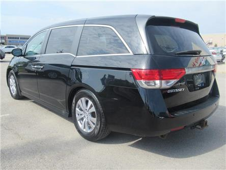 2014 Honda Odyssey EX-L | REAR ENTERTAINMENT (Stk: 505853T) in Brampton - Image 2 of 30