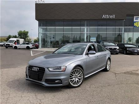 2015 Audi A4 Komfort plus (Stk: 3968) in Brampton - Image 1 of 20
