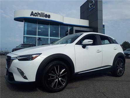 2016 Mazda CX-3 GT (Stk: A9535A) in Milton - Image 1 of 12
