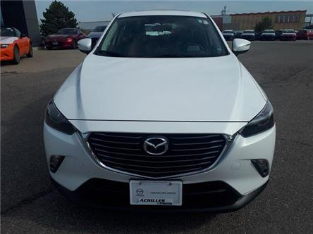 2016 Mazda CX-3 GT (Stk: A9535A) in Milton - Image 2 of 12