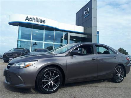 2016 Toyota Camry XSE (Stk: P5932) in Milton - Image 1 of 11