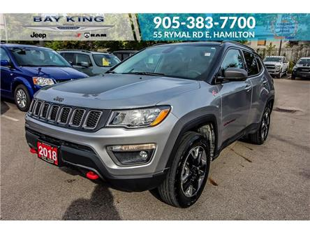 2018 Jeep Compass Trailhawk (Stk: 6935R) in Hamilton - Image 1 of 29