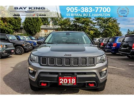 2018 Jeep Compass Trailhawk (Stk: 6935R) in Hamilton - Image 2 of 29
