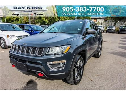 2018 Jeep Compass Trailhawk (Stk: 6929R) in Hamilton - Image 1 of 29