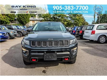 2018 Jeep Compass Trailhawk (Stk: 6929R) in Hamilton - Image 2 of 29