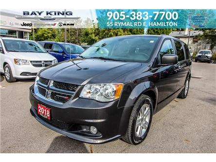 2018 Dodge Grand Caravan Crew (Stk: 6934R) in Hamilton - Image 1 of 24