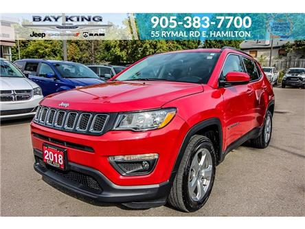 2018 Jeep Compass North (Stk: 6924R) in Hamilton - Image 1 of 25