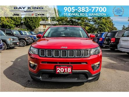 2018 Jeep Compass North (Stk: 6924R) in Hamilton - Image 2 of 25