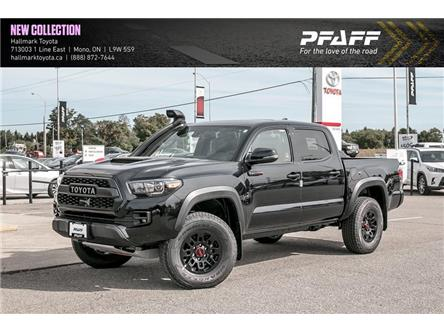 2019 Toyota Tacoma 4x4 Double Cab V6 TRD Off-Road 6A (Stk: H19670) in Orangeville - Image 1 of 22