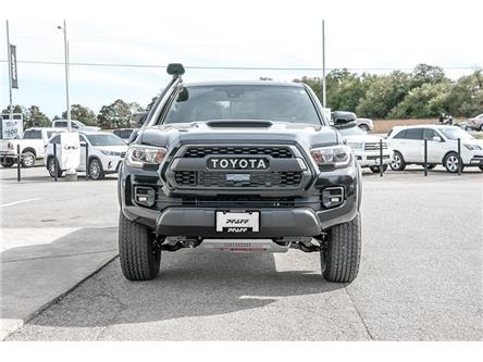 2019 Toyota Tacoma 4x4 Double Cab V6 TRD Off-Road 6A (Stk: H19670) in Orangeville - Image 2 of 22