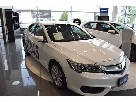 2018 Acura ILX Premium (Stk: J800114GROUNDED) in Brampton - Image 1 of 11