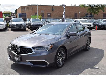 2019 Acura TLX Tech (Stk: K800975SVC) in Brampton - Image 1 of 9