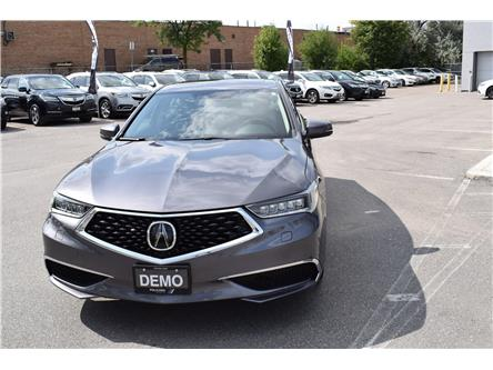 2019 Acura TLX Tech (Stk: K800975SVC) in Brampton - Image 2 of 9