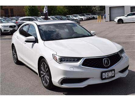 2019 Acura TLX Tech (Stk: K800999SVC) in Brampton - Image 1 of 17