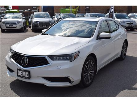 2019 Acura TLX Tech (Stk: K801848SVC) in Brampton - Image 1 of 7