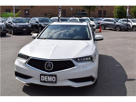 2019 Acura TLX Tech (Stk: K801848SVC) in Brampton - Image 2 of 7