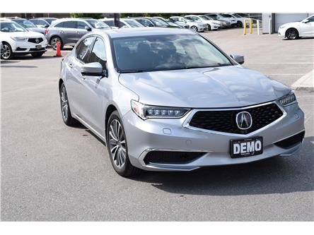 2019 Acura TLX Tech (Stk: K801871SVC) in Brampton - Image 1 of 9