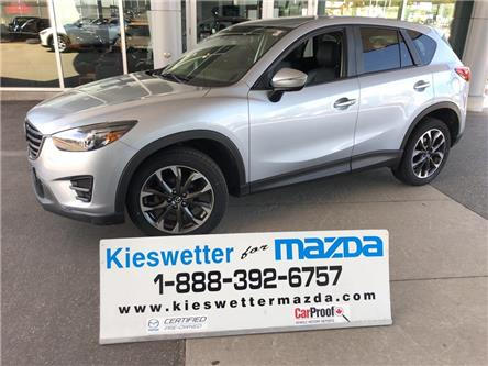 2016 Mazda CX-5 GT (Stk: U3869) in Kitchener - Image 2 of 30
