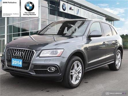 2014 Audi Q5 2.0 Progressiv (Stk: 0187A) in Sudbury - Image 1 of 21