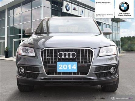 2014 Audi Q5 2.0 Progressiv (Stk: 0187A) in Sudbury - Image 2 of 21