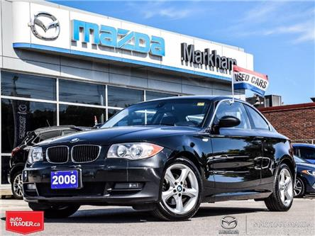 2008 BMW 128i  (Stk: N190666A) in Markham - Image 1 of 24