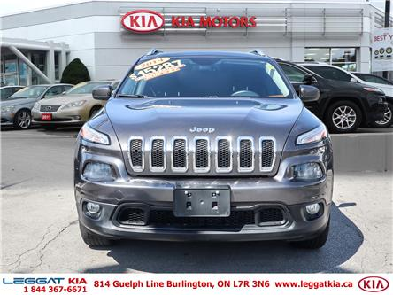 2014 Jeep Cherokee North (Stk: W0190A) in Burlington - Image 2 of 25