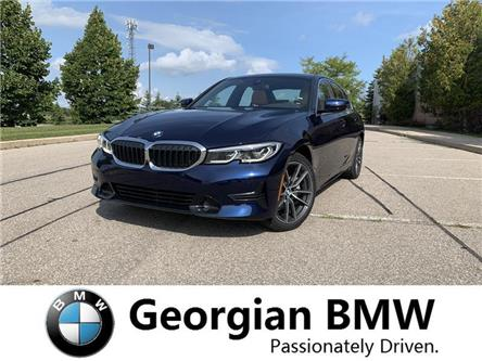 2019 BMW 330i xDrive (Stk: B19270) in Barrie - Image 1 of 14