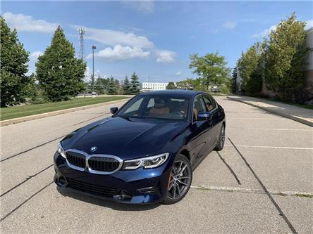 2019 BMW 330i xDrive (Stk: B19270) in Barrie - Image 2 of 14